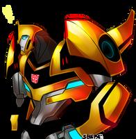 RiD Bumblebee by DeceptiveShadow