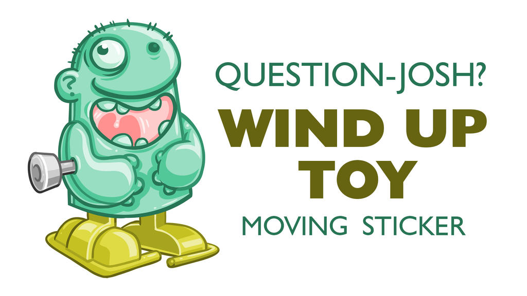 Moving Sticker .001 by QuestionJosh