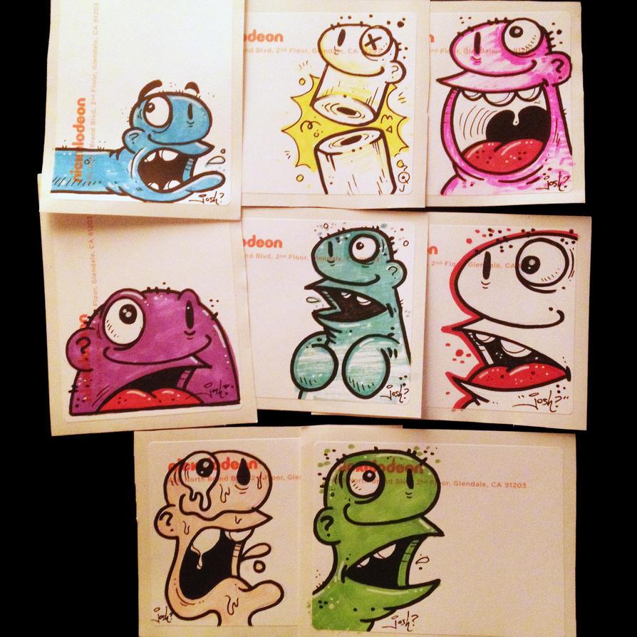 Stickerart .0365 by QuestionJosh