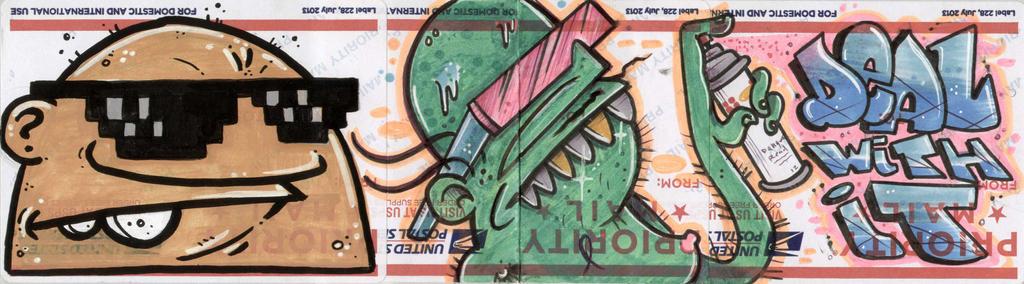 Stickerart .0370 by QuestionJosh