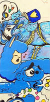 Sticker Art .1396