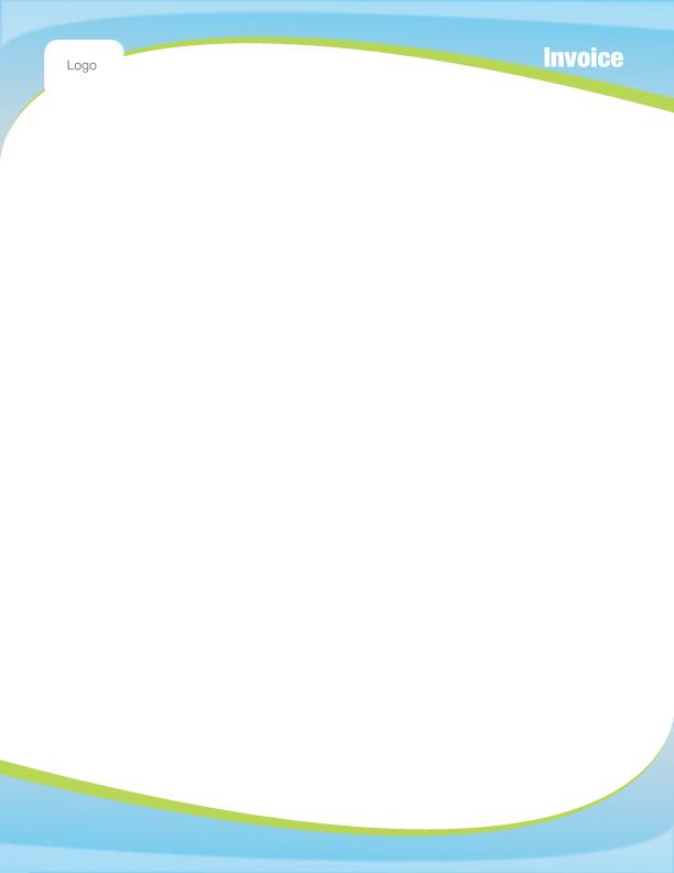 Blank invoice template by aimer on deviantart spiritdancerdesigns Choice Image