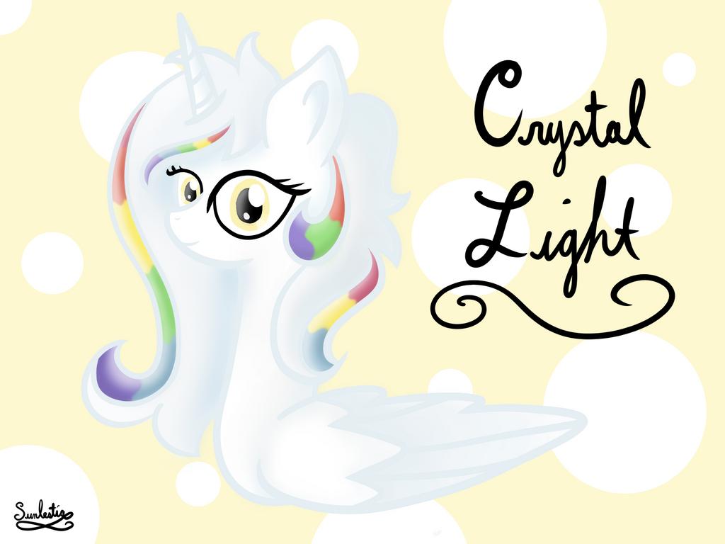 CrystalLight731 by CrystalCadenza