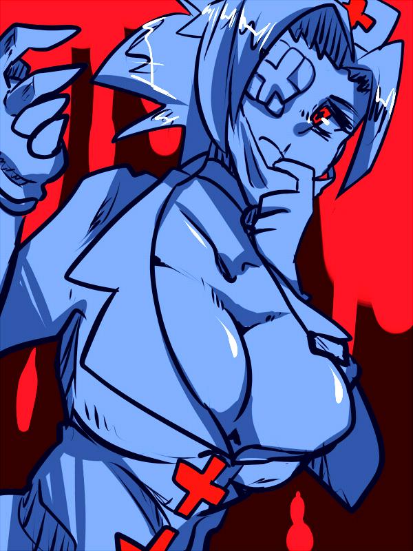 Skullgirls Valentine By Sioso ...
