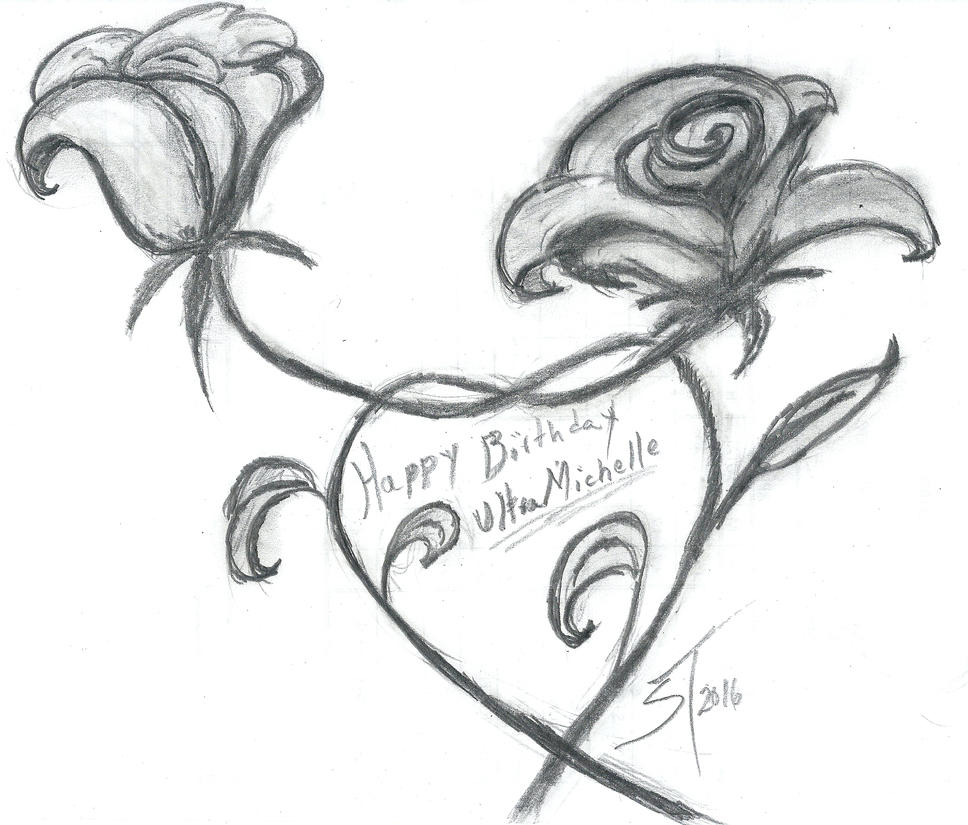 Ultra Birthday By Silvertiger3 by Ultramichelle