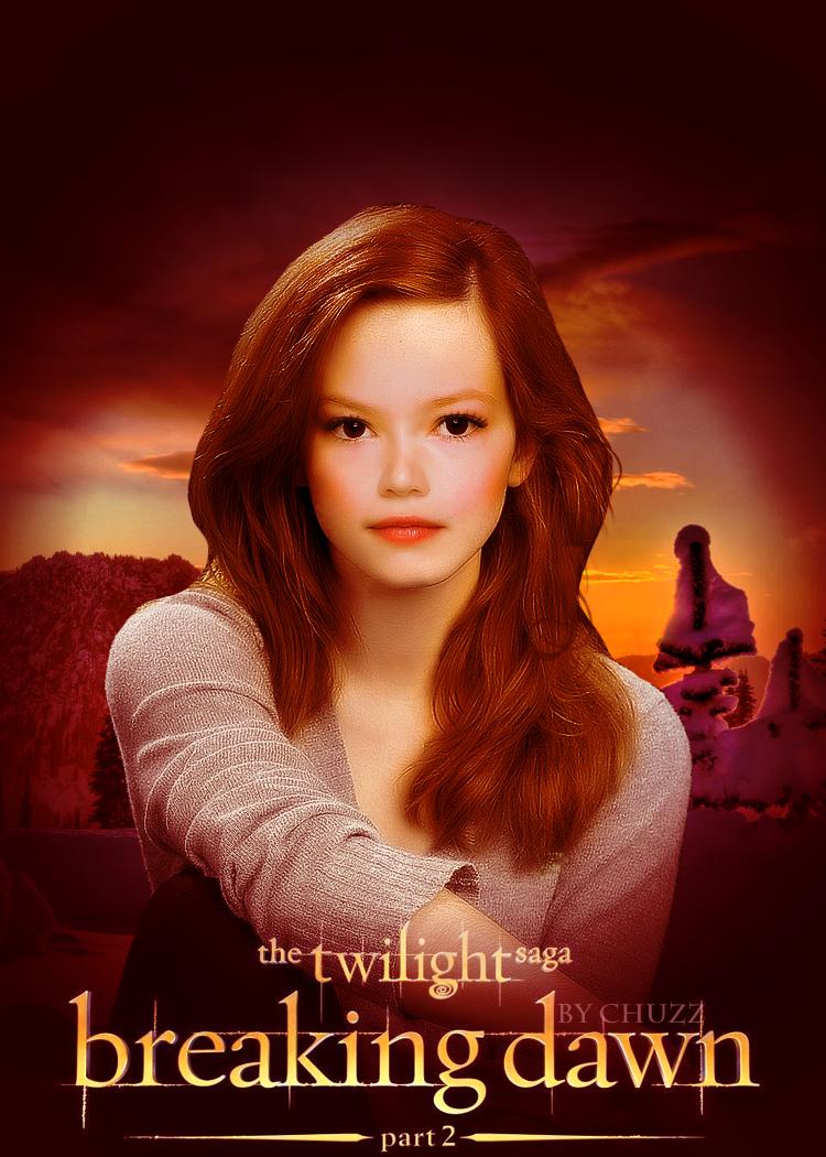 Teenage Renesmee by ChuzzMaestose on DeviantArt