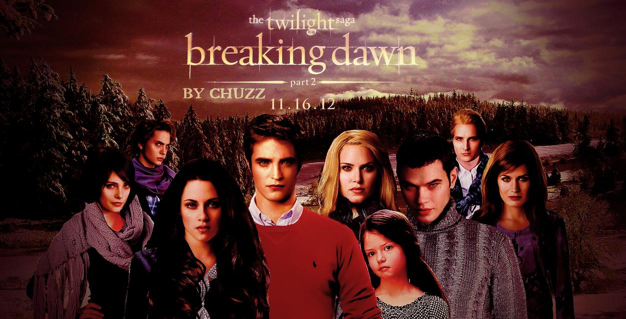 The twilight saga breaking dawn part 2 by chuzzmaestose - Twilight breaking dawn wallpaper ...