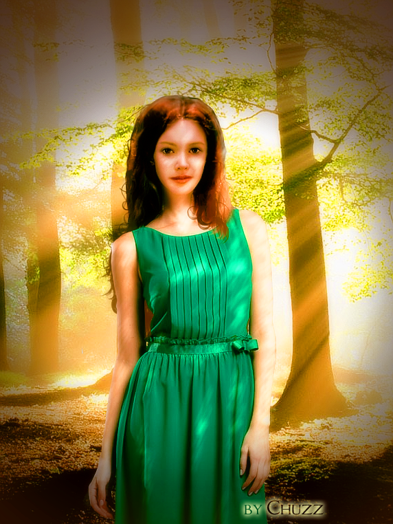 Teenage Renesmee Cullen by ChuzzMaestose on DeviantArt