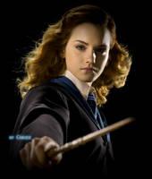Hermione Granger Ravenclaw by ChuzzMaestose