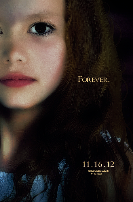 Twilight: Breaking Dawn Part 2 (Edward, Bella & Renesmee ...