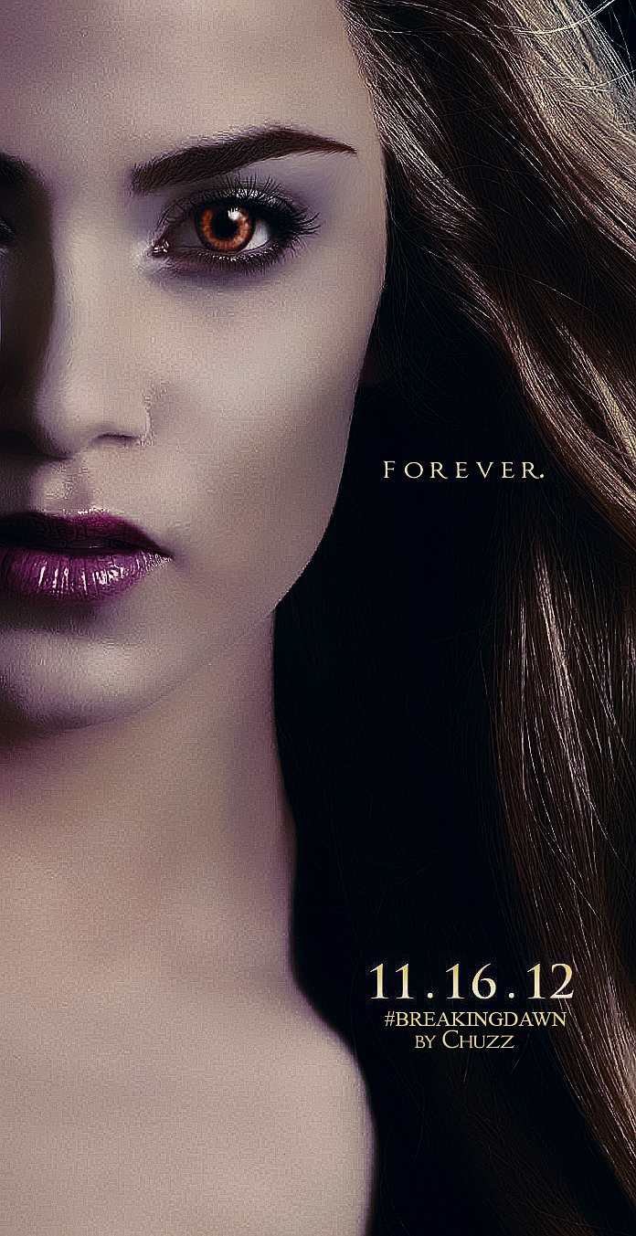 Rosalie. Breaking Dawn part 2 Poster. by ChuzzMaestose on ...