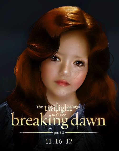 Renesmee Promo 2 by ChuzzMaestose