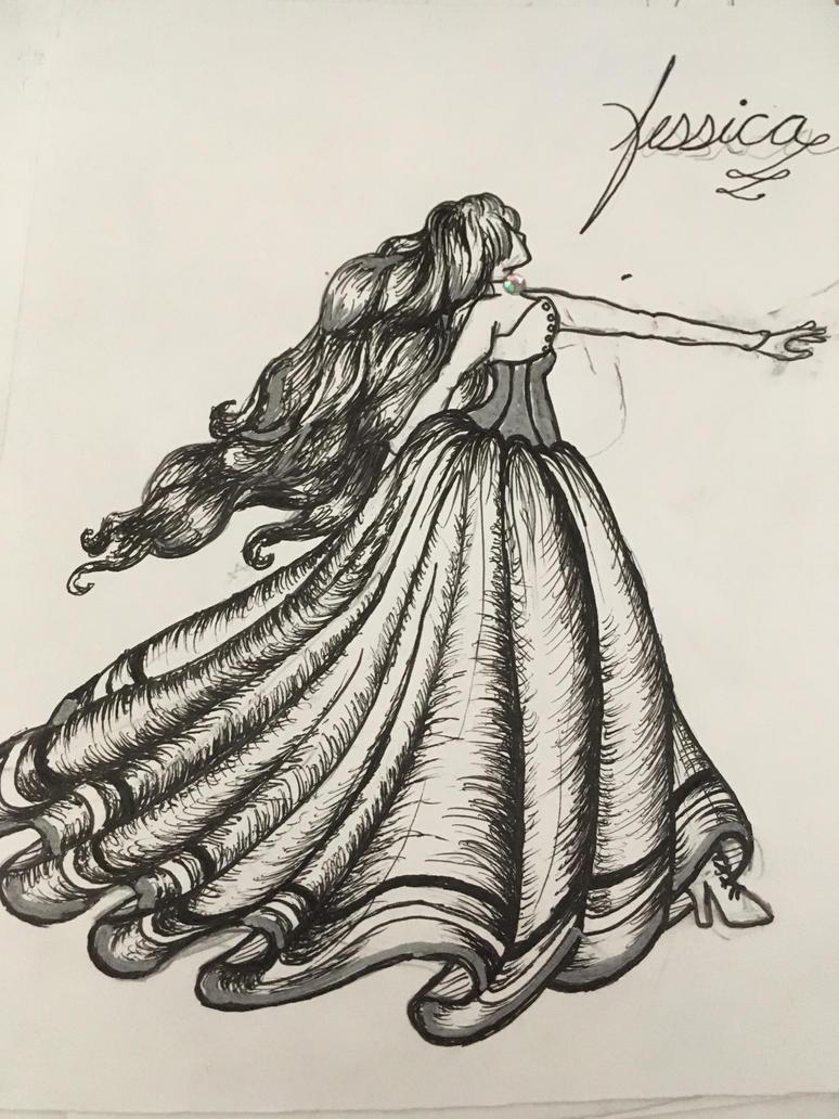 Jessica: The Merchant of Venice by JB264