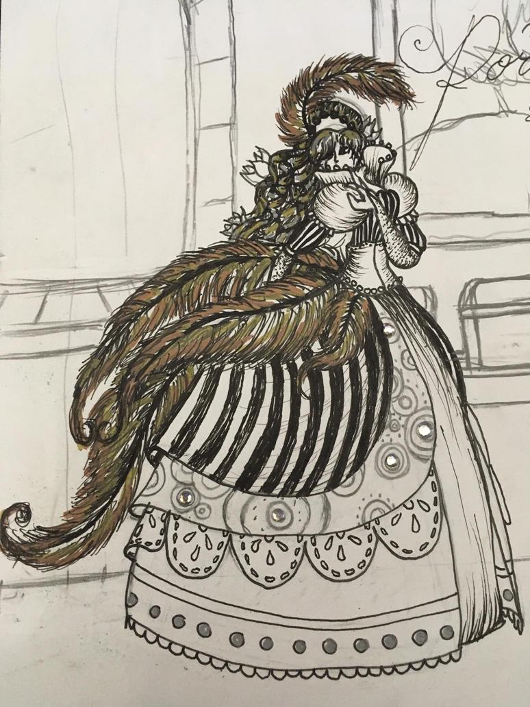 Portia: The Merchant of Venice by JB264