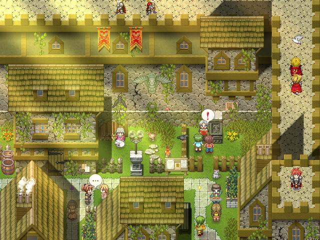 [RPG Maker XP] Tilesets by HyperSnake22 Catle_City_Screen_by_HyperSnake22