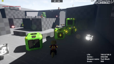 ChaosOverride Release 0.1 02 (Download) by HyperSnake22