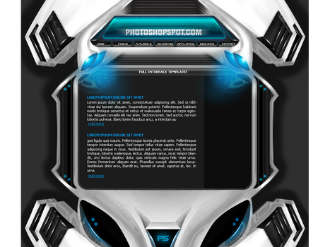 Interface template