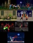 Fake MK Fatalities 3