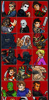Horror Pixel Fighter