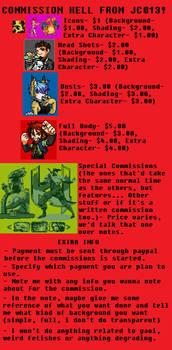 Cheap Pixel Art Commissions!