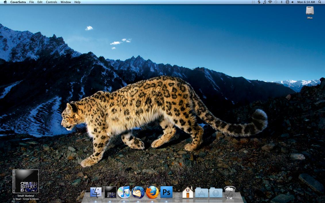 I love my desktop by STRIF3wind