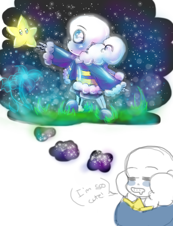 A outer dream by MariaCool1234