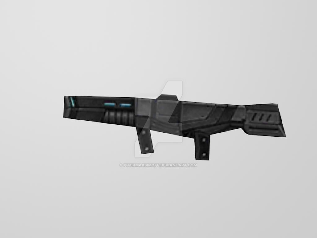 AIM Weapon (MarvelFF) 3DModel by Pitermaksimoff