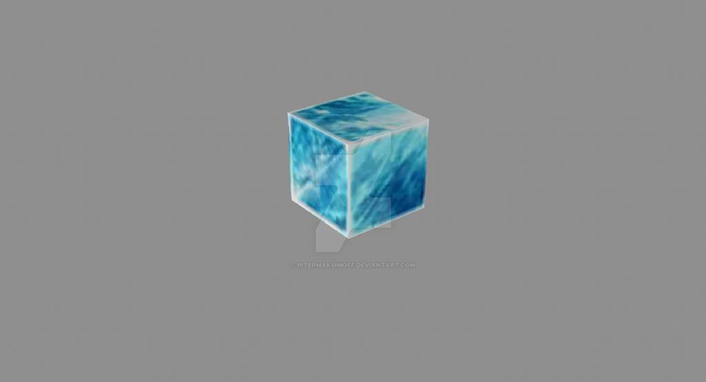 Tesseract (MarvelFF) 3DModel by Pitermaksimoff