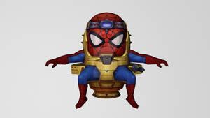 Spider Modok (MarvelFF) 3DModel