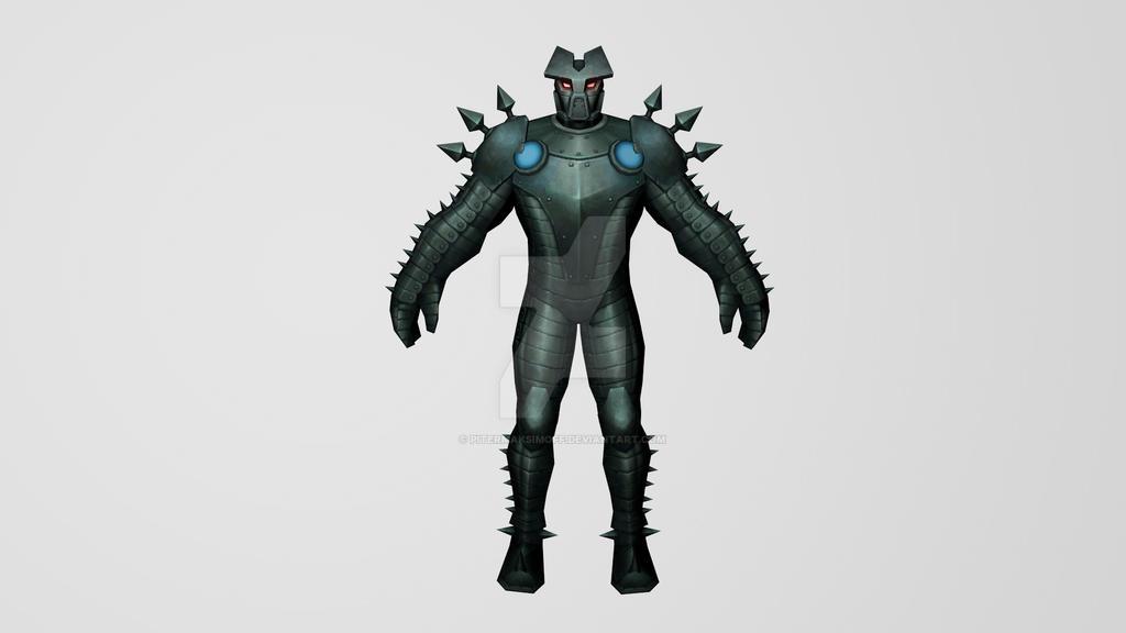 Destroyer Prometheus (MarvelFF) 3DModel by Pitermaksimoff