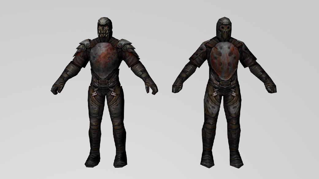 Sakaarans (MarvelFF) 3DModels by Pitermaksimoff