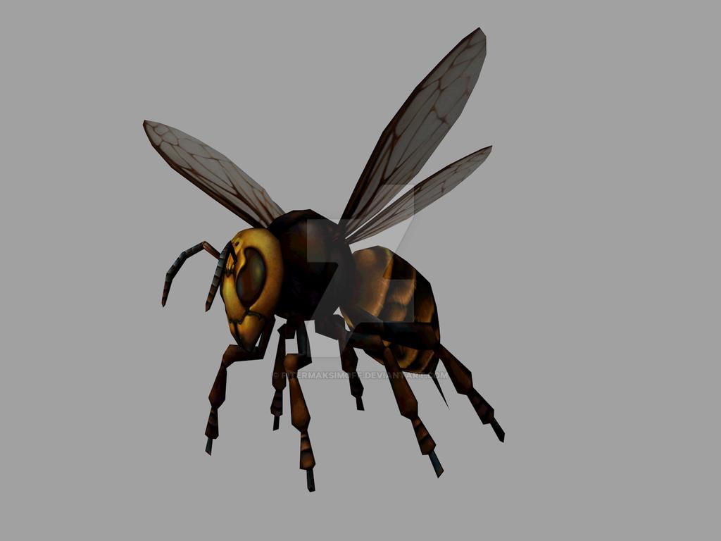 Hornet (MarvelFF) 3DModel by Pitermaksimoff