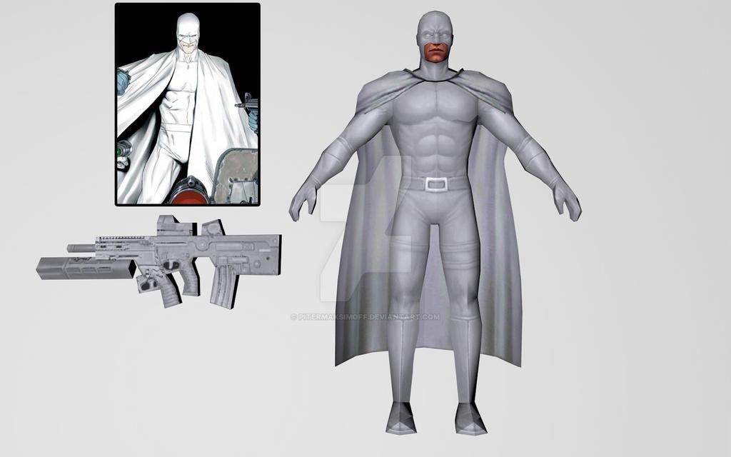 Nemesis ( Icon Comics / Custom Model ) by Pitermaksimoff
