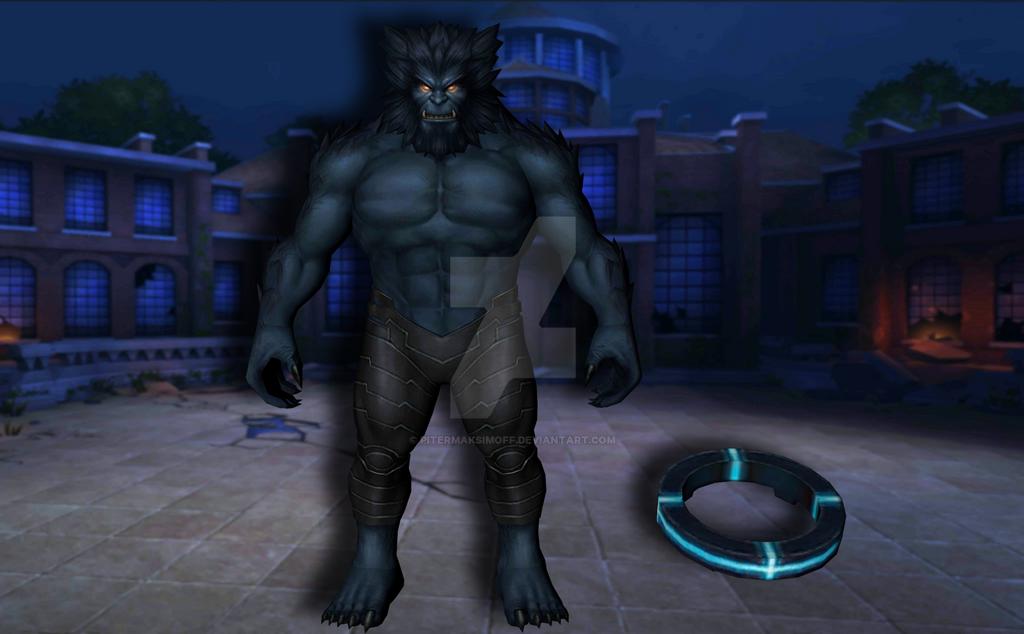 Beast (Age Of Apocalypse) by Pitermaksimoff