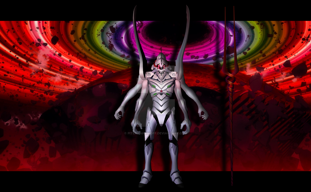 EVA 13 Divine Form by Pitermaksimoff