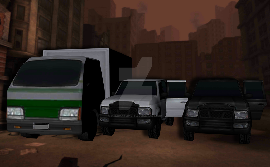 Ulysses Klaw Cars by Pitermaksimoff