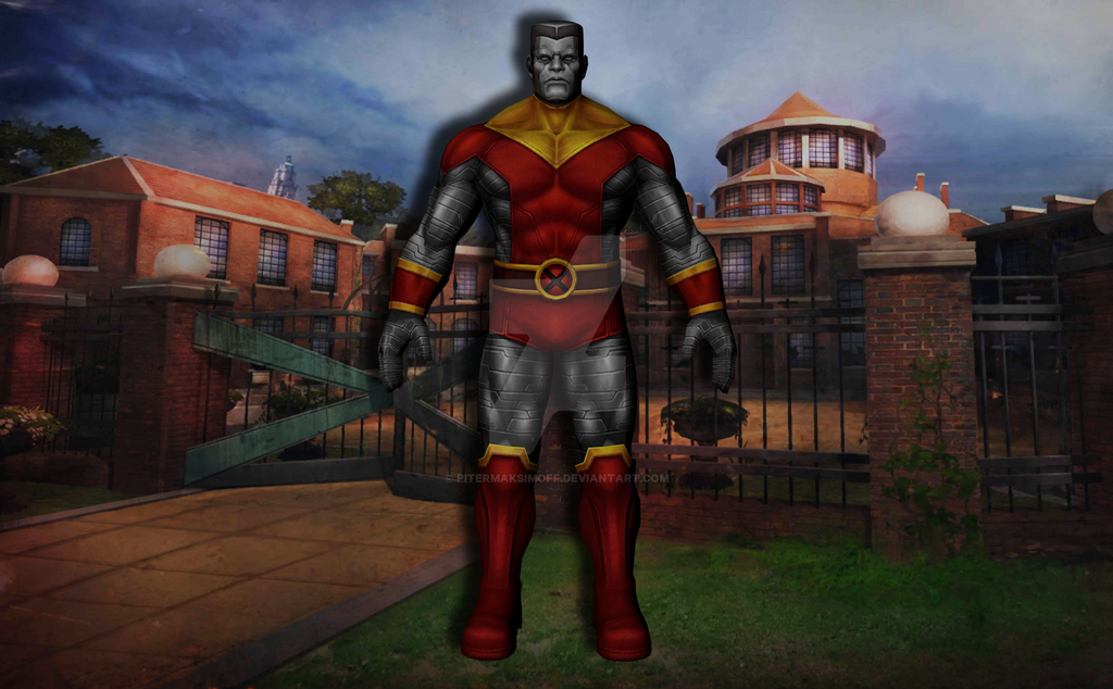 Colossus by Pitermaksimoff