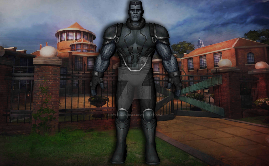 Colossus (X Force) by Pitermaksimoff