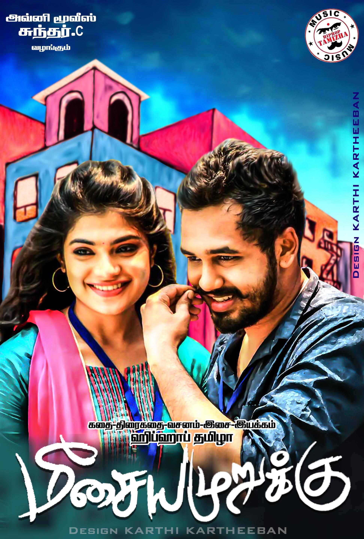 Meesaya Murukku [HDRip] Tamil Movie Free Download Site TamilRockers Torrent