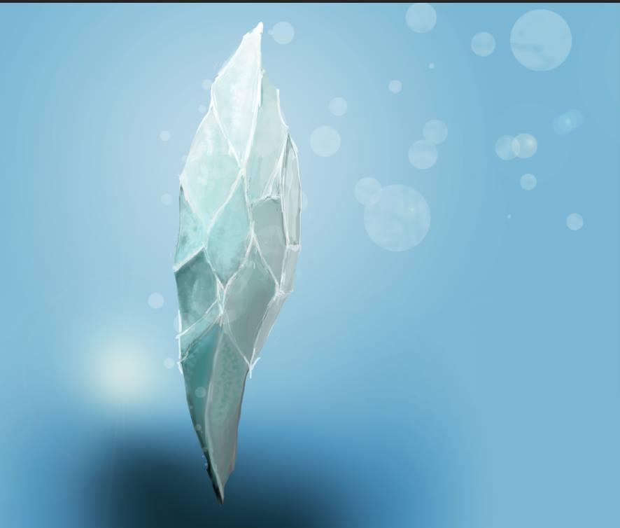 Crystal. by shezomb