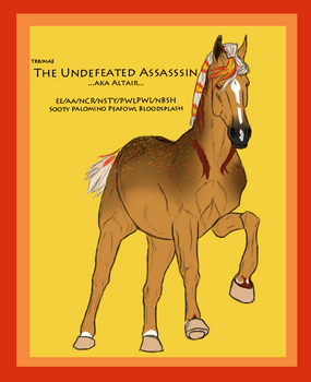 6083 The Undefeated Assassin