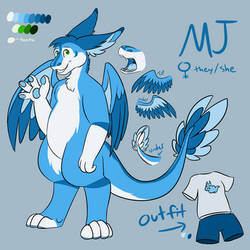 Mj Official Ref by PartySplat