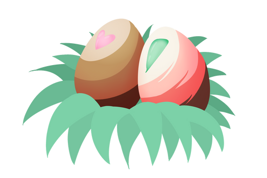 Grottoling Egg prompt
