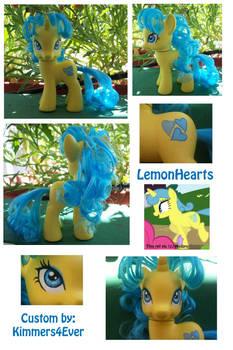 FIM Customs LemonHearts Sheet