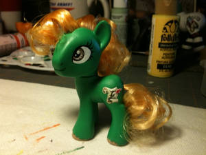 Commission Unnamed Pony
