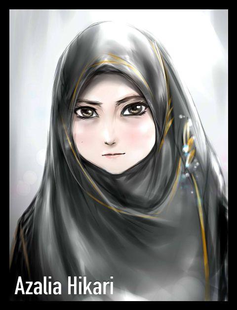 Azalia Hikari Portrait by Alaudeen313