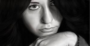 to die of boredom by Demirhanocak