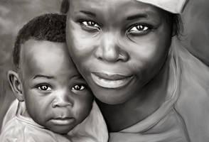 hope in the eyes by Demirhanocak