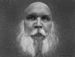 Hairless and Hairy by Demirhanocak