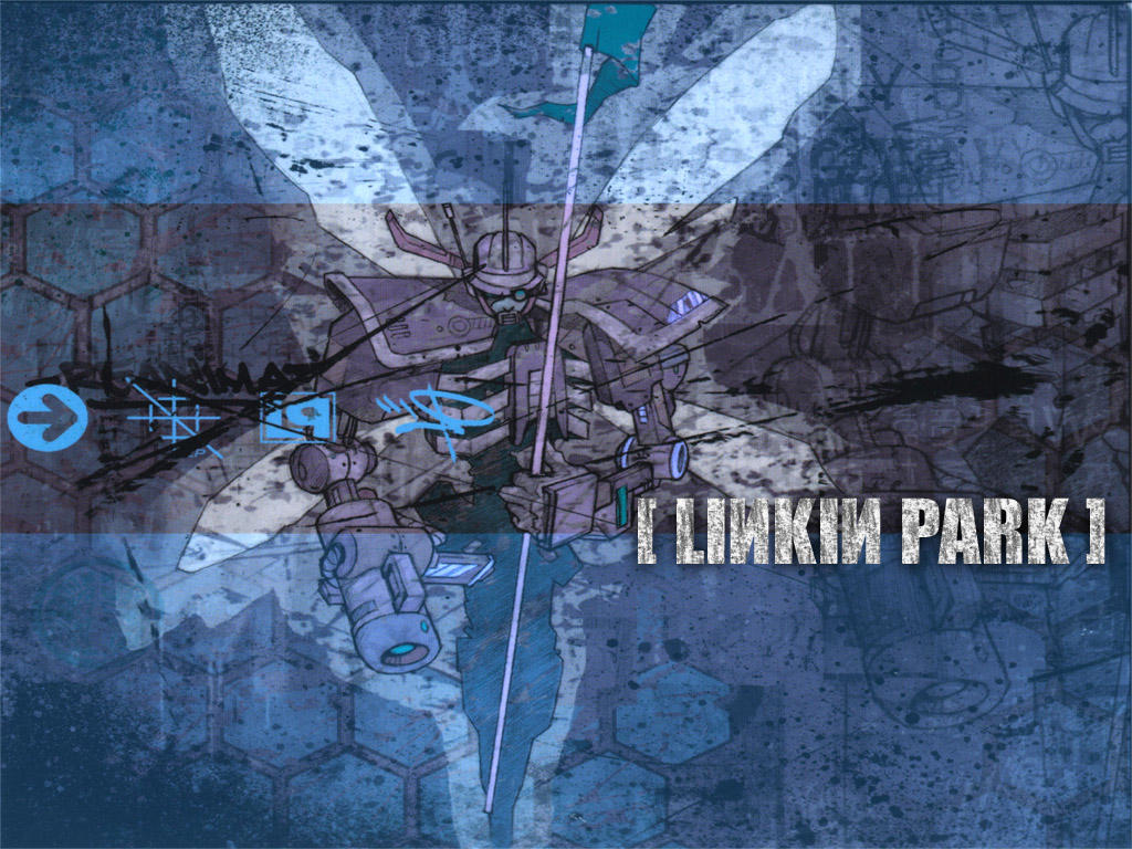 Linkin park reanimation art